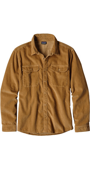 Patagonia M's Workwear LS Shirt Oaks Brown